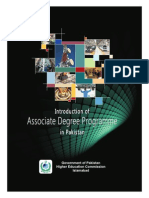 Associate Degree Booklet