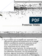 Proteinas Totales