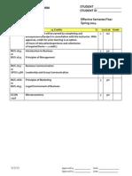 Entrepeneur Certificate