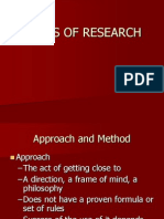 2 Types of Research (2014)