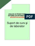 Sisteme Informatice de Gestiune(Indrumar Laborator). Cristescu M.