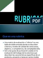 Rubric as Clara
