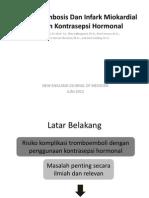 Stroke Trombosis Dan Infark Miokardial