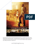 DG Coach Carter Discussion Guide