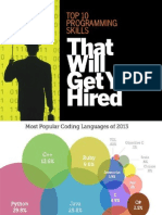 Programming Languages Trends 2013