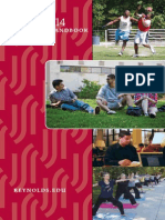 Reynolds Student Handbook