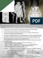 Concurso Teatro Amateur 2014