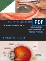PPT Uveitis anterior.pptx