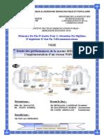39175776 Projet de Fin d Etude WIFI (1)