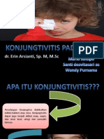 Ppt Penyuluhan Konjungtivitis Anak