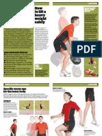 BA Basic Fitness Part 4