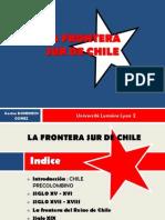 Frontera Sur de Chile