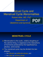 Mestruel Cycle Abnormalc4b1tc4b1es Amenorrhea Abnormal Uterin Bleeding2014