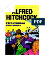 Alfred Hitchcock 29 L'épouvantable épouvantail 1979