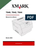 T64x User Guide Ro