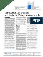 Maklerezentrum Schweiz AG Assurance Maladie