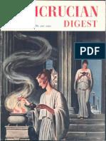 Rosicrucian Digest, October 1950