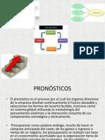 la organizacion y PRONÓSTICOS.pptx