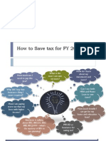 CMA HP How to Save Tax 2013-14
