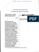 Writ of Garnishment against Madhavi Vuppalapati and Company by United States District Court