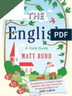 The English, by Matt Rudd