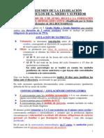 ResumenLegislacionCiclos