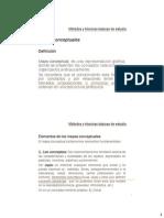 Métodos y técnicas básicas de estudio-Mapas conceptuales y esquemas - Parte III