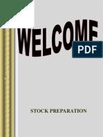 Stock Preparation Presentation