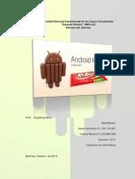 Trabajo Final Android