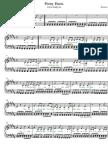 Beyonce — Pretty Hurts piano sheet