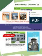 Newsletter3 9-10-09