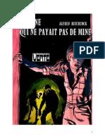 Alfred Hitchcock 24 La Mine Qui Ne Payait Pas de Mine 1976