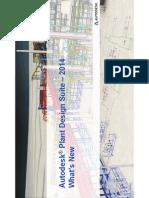 AutoCAD plant 2014