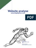 Website Analysis (Dutch)