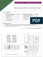 Jobsheet P5 - Antarmuka 7-Segment Display