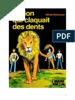 Alfred Hitchcock 17 Le Lion Qui Claquait Des Dents 1971