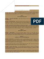The 2011 Nlrc Rules of Procedure