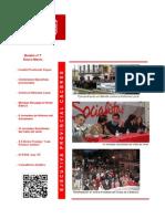 Boletín PSOE provincia de Cáceres Nº 7 Enero - Marzo 2014