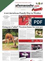 Newspaper grafenwoehr.com - April / May / June 2009