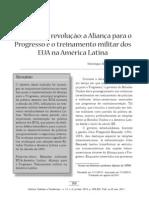 ARTIGO CONTENDO A REVOLUÇÃO TREINAMENTO MILITAR