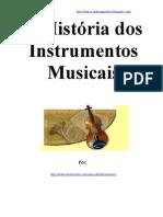 Historia Dos Instrumentos
