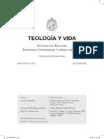 TyV Teología pastoral - 2012