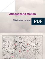 03 Atmospheric Motion