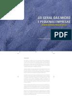 Lei Geral Micro Pequenas Empresas