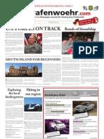 Newspaper grafenwoehr.com January / February / March 2009