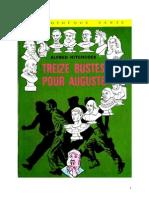 Alfred Hitchcock 08 Treize Bustes Pour Auguste 1967