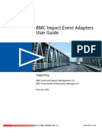 BMC Impact Event Adapters - User Guide