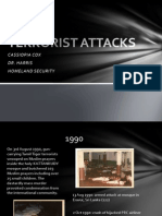 terrorist attacks powerpoint