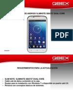 Manual Slimnote Qba757 Dual-core