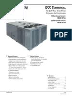 Daikin Brand 15-20 Ton Cooling Pkg